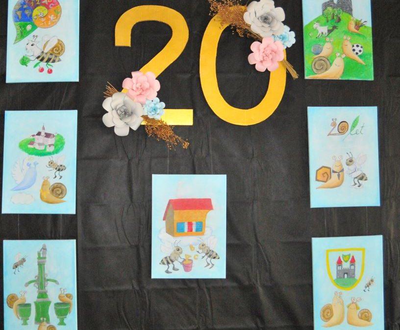 20-letnica šole v Višnji Gori
